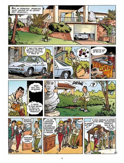 Page 3 léo loden tome 4 - grillade provençale