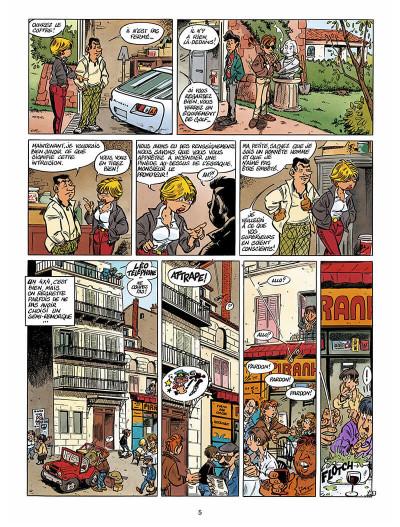 Page 4 léo loden tome 4 - grillade provençale