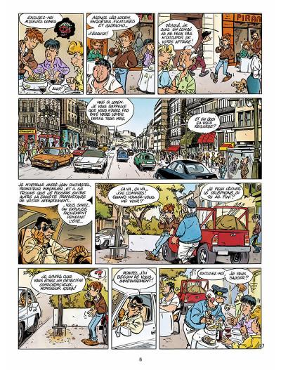 Page 5 léo loden tome 4 - grillade provençale