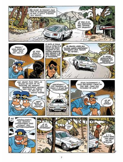 Page 6 léo loden tome 4 - grillade provençale
