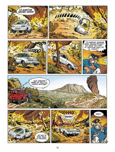 Page 9 léo loden tome 4 - grillade provençale