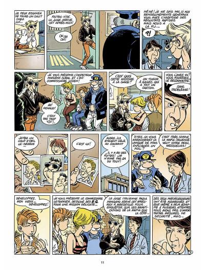 Page 0 léo loden tome 6 - pizza aux pruneaux