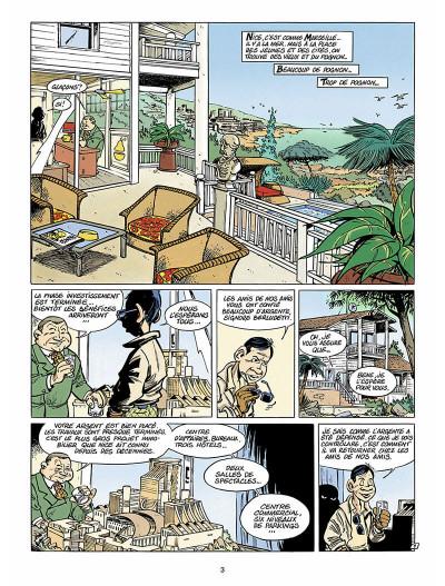 Page 2 léo loden tome 6 - pizza aux pruneaux