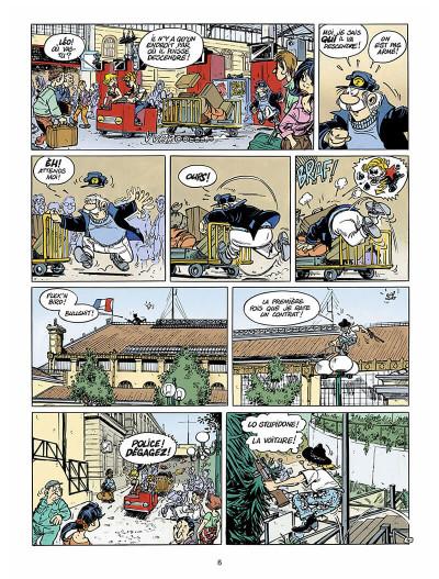 Page 5 léo loden tome 6 - pizza aux pruneaux
