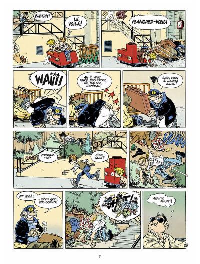 Page 6 léo loden tome 6 - pizza aux pruneaux