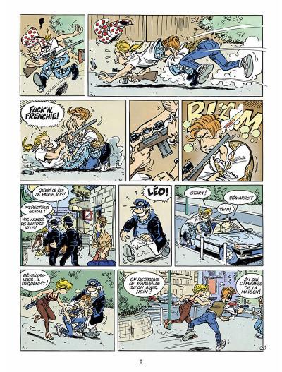 Page 7 léo loden tome 6 - pizza aux pruneaux