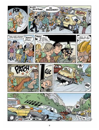 Page 7 léo loden tome 8 - vodka mauresque
