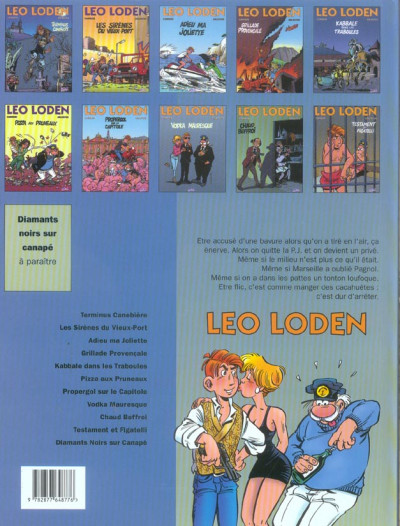 Dos léo loden tome 9 - chaud beffroi