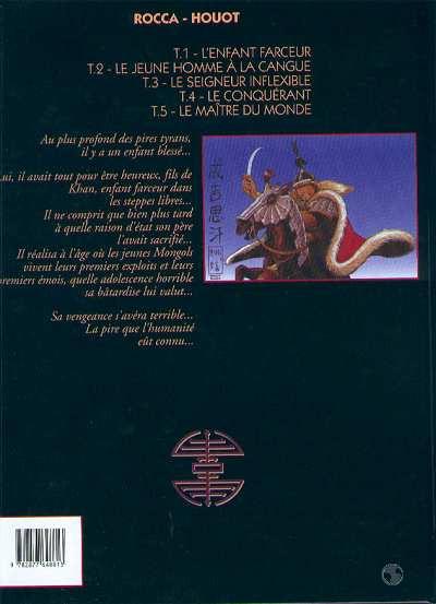 Dos le khan tome 5 - le maitre du monde