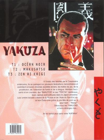 Dos yakuza tome 3 - zen al kaigi