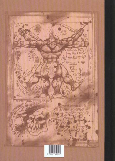 Dos encyclopédie anarchique du monde de troy ; volume prime ; généralités