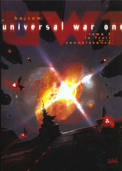 Couverture Universal war one tome 2 - le fruit de la connaissance