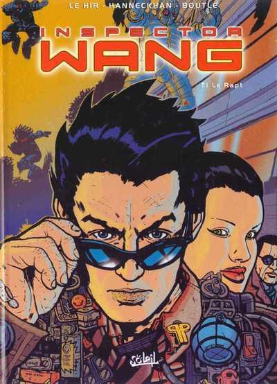 image de Inspector wang tome 1 - résurrection
