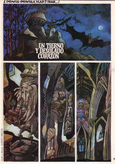Page 1 Dracula, Dracul, Vlad ?, Bah...