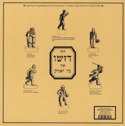Dos le juif de new york ; broché