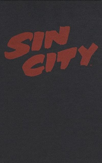 Couverture Sin city intégrale tome 1