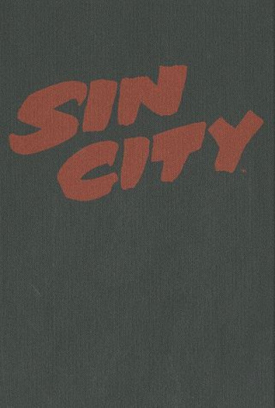 Couverture sin city tome 2 - intégrale