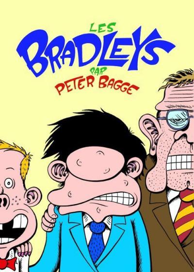 Couverture les Bradleys tome 1