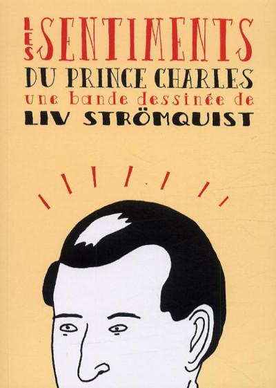 Couverture sentiments du prince charles (les)