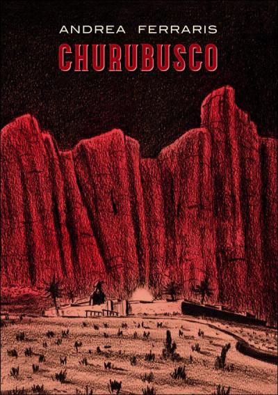 Couverture Churubusco