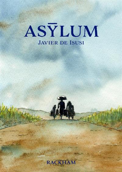 Couverture Asylum