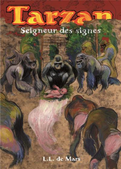 Couverture Tarzan - seigneur des signes