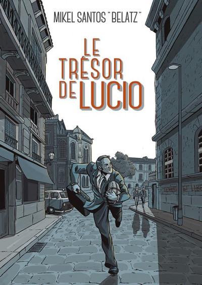 Couverture Le trésor de Lucio
