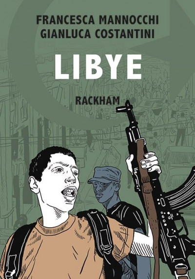 Couverture Libye