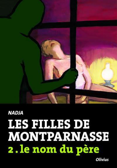 Couverture les filles de Montparnasse tome 2