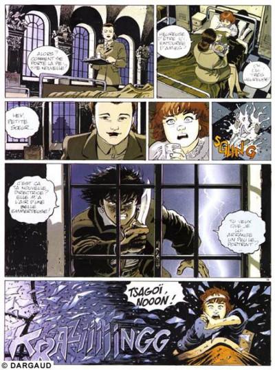Page 1 Gipsy tome 1 - l'étoile du gitan