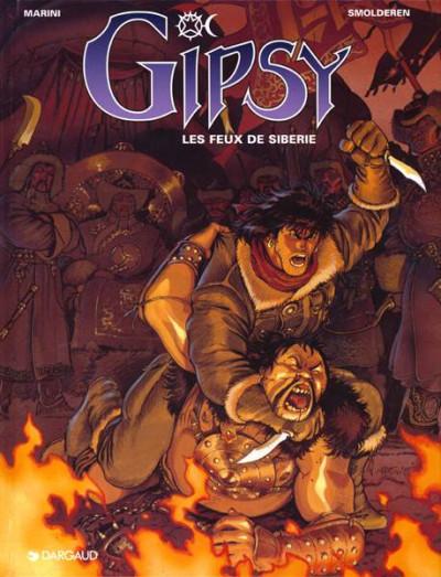 image de Gipsy tome 2 - les feux de sibérie