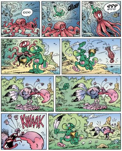 Page 1 nab tome 10 - l'Odyssée de l'espèce