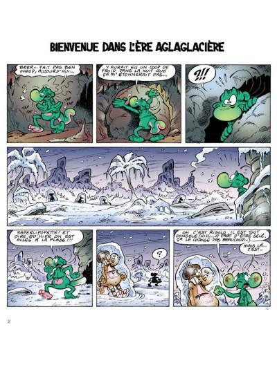 Page 1 nab tome 11 - Bienvenue dans l'ère aglaglacière