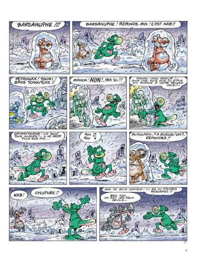 Page 2 nab tome 11 - Bienvenue dans l'ère aglaglacière