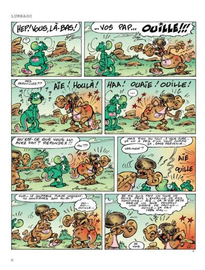 Page 5 nab tome 11 - Bienvenue dans l'ère aglaglacière