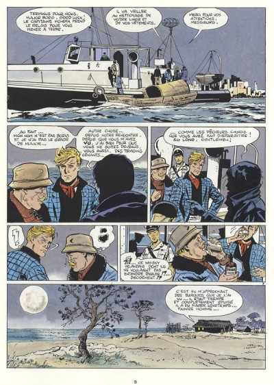 Page 1 Agent spécial (Agorma) tome 1 - Le roumain