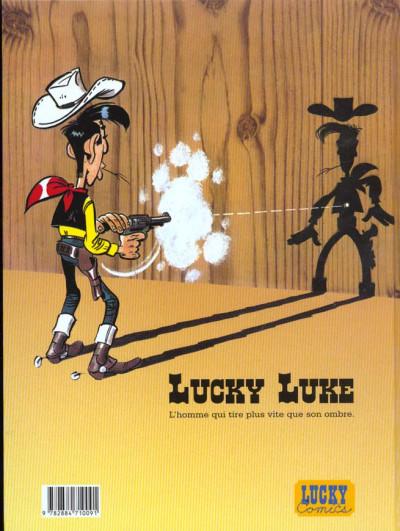 Dos lucky luke ; le ranch maudit