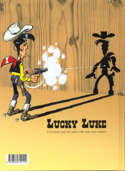 Dos lucky luke ; le prophète