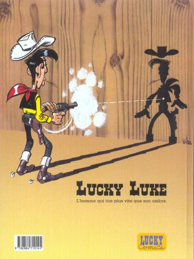 Dos lucky luke ; le bandit manchot