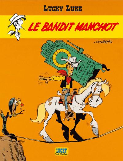 Page 2 lucky luke ; le bandit manchot