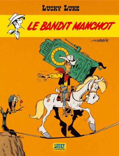 Page 3 lucky luke ; le bandit manchot