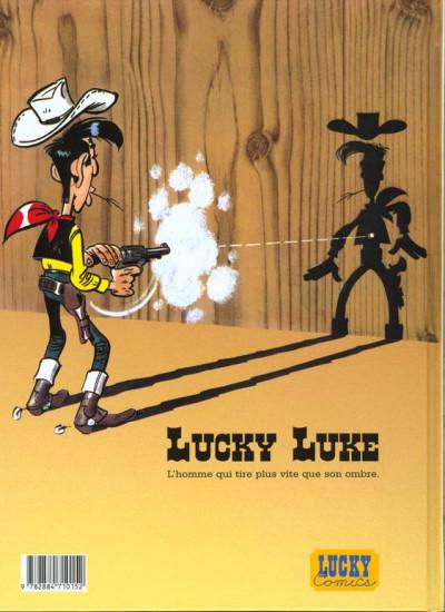 Dos lucky luke ; la fiancée de lucky luke