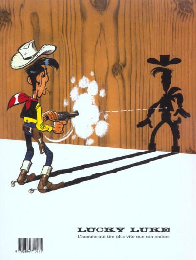 Dos Lucky Luke tome 39 - chasseur de primes