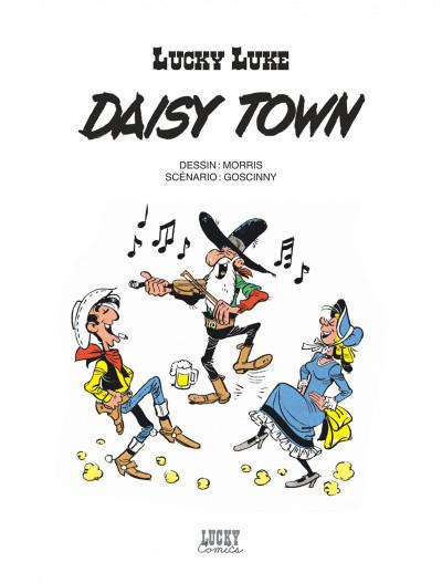 Page 5 lucky luke - daisy town