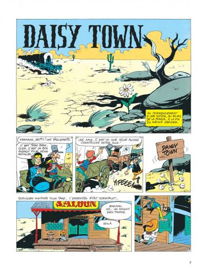 Page 7 lucky luke - daisy town