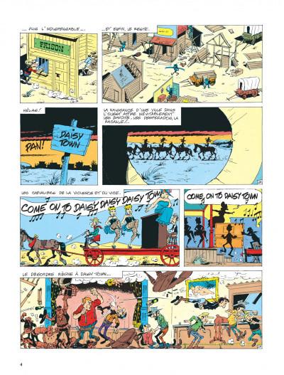 Page 8 lucky luke - daisy town