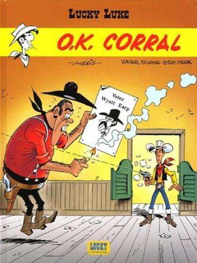 Luky luke - o.k. corral