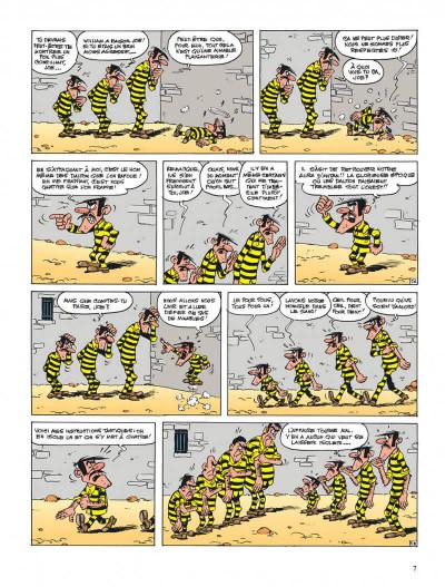 Page 7 lucky luke tome 70 - la légende de l'ouest