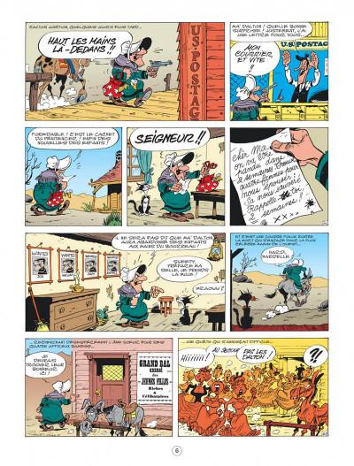Page 6 lucky luke - les nouvelles aventures de lucky luke tome 2 - la corde au cou