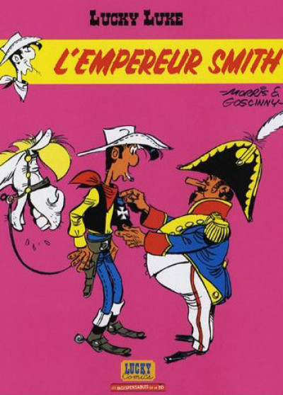 Couverture Lucky Luke tome 13
